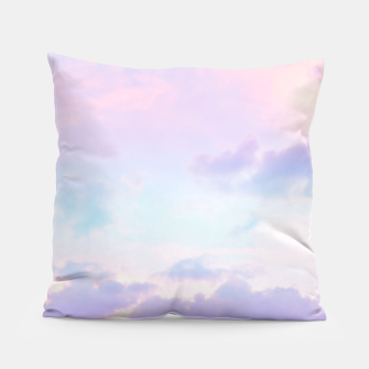 Thumbnail image of Unicorn Pastel Clouds #1 #decor #art  Kissen, Live Heroes