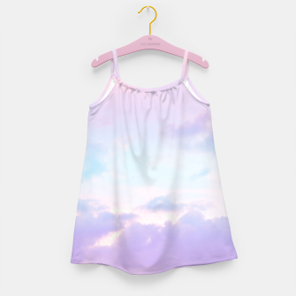 Miniatur Unicorn Pastel Clouds #1 #decor #art  Mädchenkleid, Live Heroes