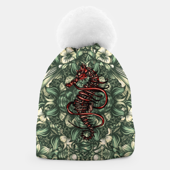 Thumbnail image of Seahorse Beanie, Live Heroes