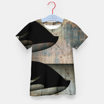 Thumbnail image of Orcas Kid's t-shirt, Live Heroes