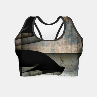 Thumbnail image of Orcas Crop Top, Live Heroes