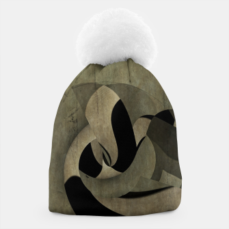 Thumbnail image of crow abstract Beanie, Live Heroes