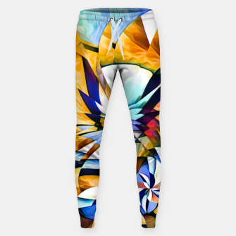 Thumbnail image of Birth Of A Butterfly Cotton sweatpants, Live Heroes