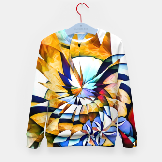 Miniatur Birth Of A Butterfly Kid's sweater, Live Heroes