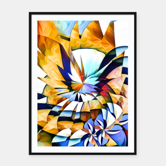Miniature de image de Birth Of A Butterfly Framed poster, Live Heroes