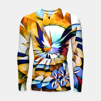 Thumbnail image of Birth Of A Butterfly Longsleeve rashguard , Live Heroes