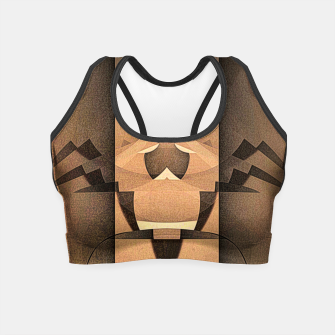 Thumbnail image of Insectum Crop Top, Live Heroes
