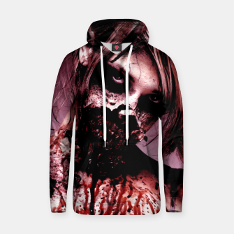 Miniatur bloody mary  Cotton hoodie, Live Heroes