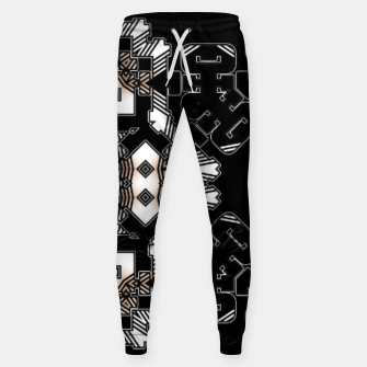 Thumbnail image of CFS-M24P88P Cotton sweatpants, Live Heroes