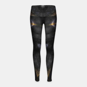 Thumbnail image of Tornan Girl's leggings, Live Heroes