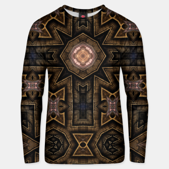 Thumbnail image of Anigan Cross Cotton sweater, Live Heroes