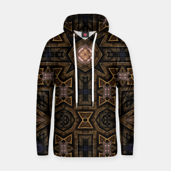 Thumbnail image of Anigan Cross Cotton hoodie, Live Heroes