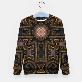 Thumbnail image of Anigan Cross Kid's sweater, Live Heroes