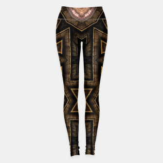 Thumbnail image of Anigan Cross Leggings, Live Heroes
