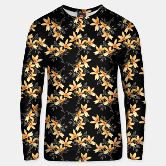Thumbnail image of Dark Night of Flora Cotton sweater, Live Heroes