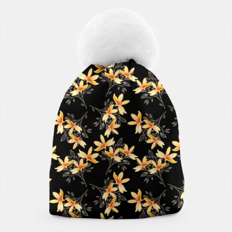 Thumbnail image of Dark Night of Flora Beanie, Live Heroes