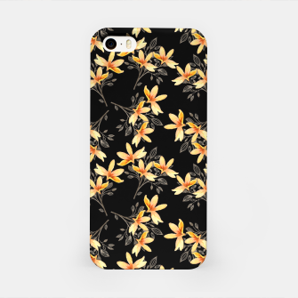 Thumbnail image of Dark Night of Flora iPhone Case, Live Heroes