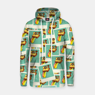 Thumbnail image of Instant Deluxe Cotton hoodie, Live Heroes