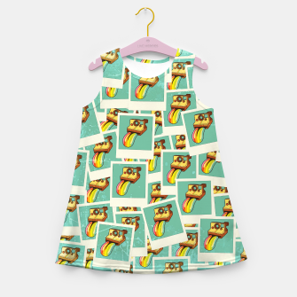 Instant Deluxe Girl's summer dress miniature