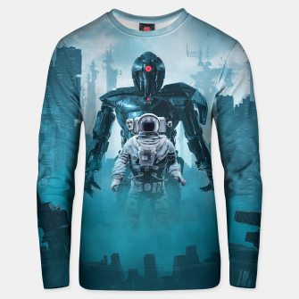 Thumbnail image of Shadow of the Cyclops Cotton sweater, Live Heroes