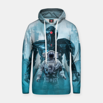 Thumbnail image of Shadow of the Cyclops Cotton hoodie, Live Heroes