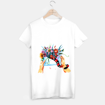 Thumbnail image of mail T-shirt regular, Live Heroes