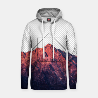 Thumbnail image of i'm transparent Cotton hoodie, Live Heroes