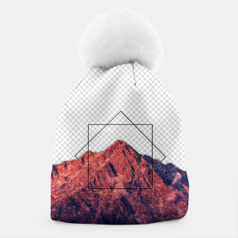 Thumbnail image of i'm transparent Beanie, Live Heroes