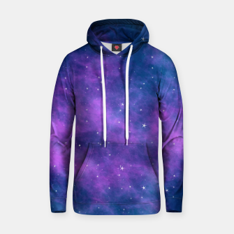 Thumbnail image of Starry Night Skies - 02 Cotton hoodie, Live Heroes