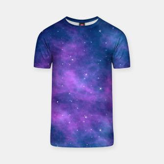 Thumbnail image of Starry Night Skies - 02 T-shirt, Live Heroes