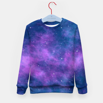 Thumbnail image of Starry Night Skies - 02 Kid's sweater, Live Heroes