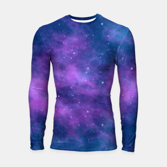 Thumbnail image of Starry Night Skies - 02 Longsleeve rashguard , Live Heroes