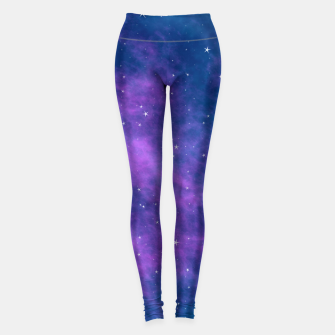 Thumbnail image of Starry Night Skies - 02 Leggings, Live Heroes