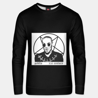 Imagen en miniatura de black metal lgbt Cotton sweater, Live Heroes