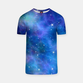 Thumbnail image of Starry Night Skies - 04 T-shirt, Live Heroes