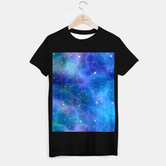 Thumbnail image of Starry Night Skies - 04 T-shirt regular, Live Heroes