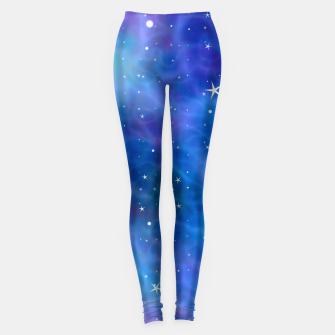 Thumbnail image of Starry Night Skies - 04 Leggings, Live Heroes