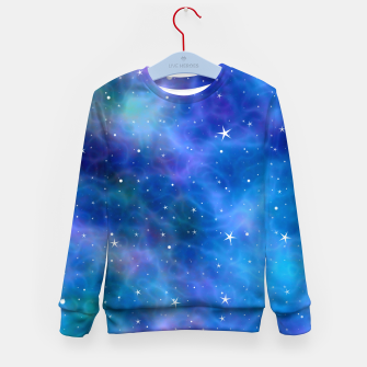 Thumbnail image of Starry Night Skies - 04 Kid's sweater, Live Heroes