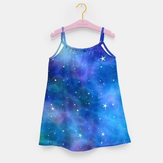 Thumbnail image of Starry Night Skies - 04 Girl's dress, Live Heroes