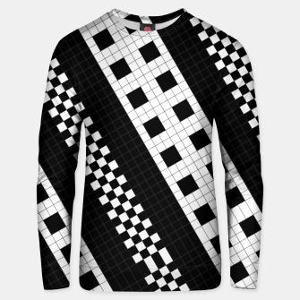 Thumbnail image of Subway Tile Flow Cotton sweater, Live Heroes