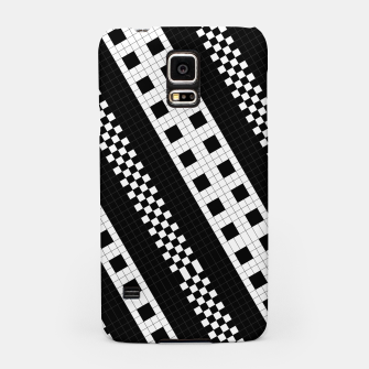 Thumbnail image of Subway Tile Flow Samsung Case, Live Heroes