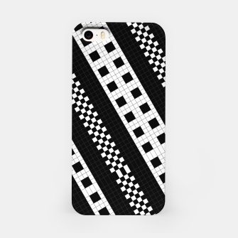 Thumbnail image of Subway Tile Flow iPhone Case, Live Heroes