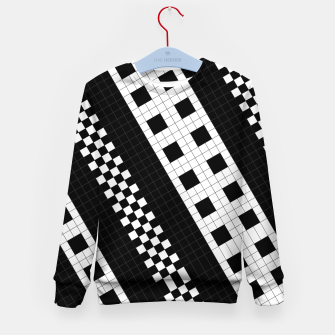 Thumbnail image of Subway Tile Flow Kid's sweater, Live Heroes