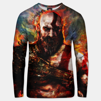 Thumbnail image of god of war Cotton sweater, Live Heroes