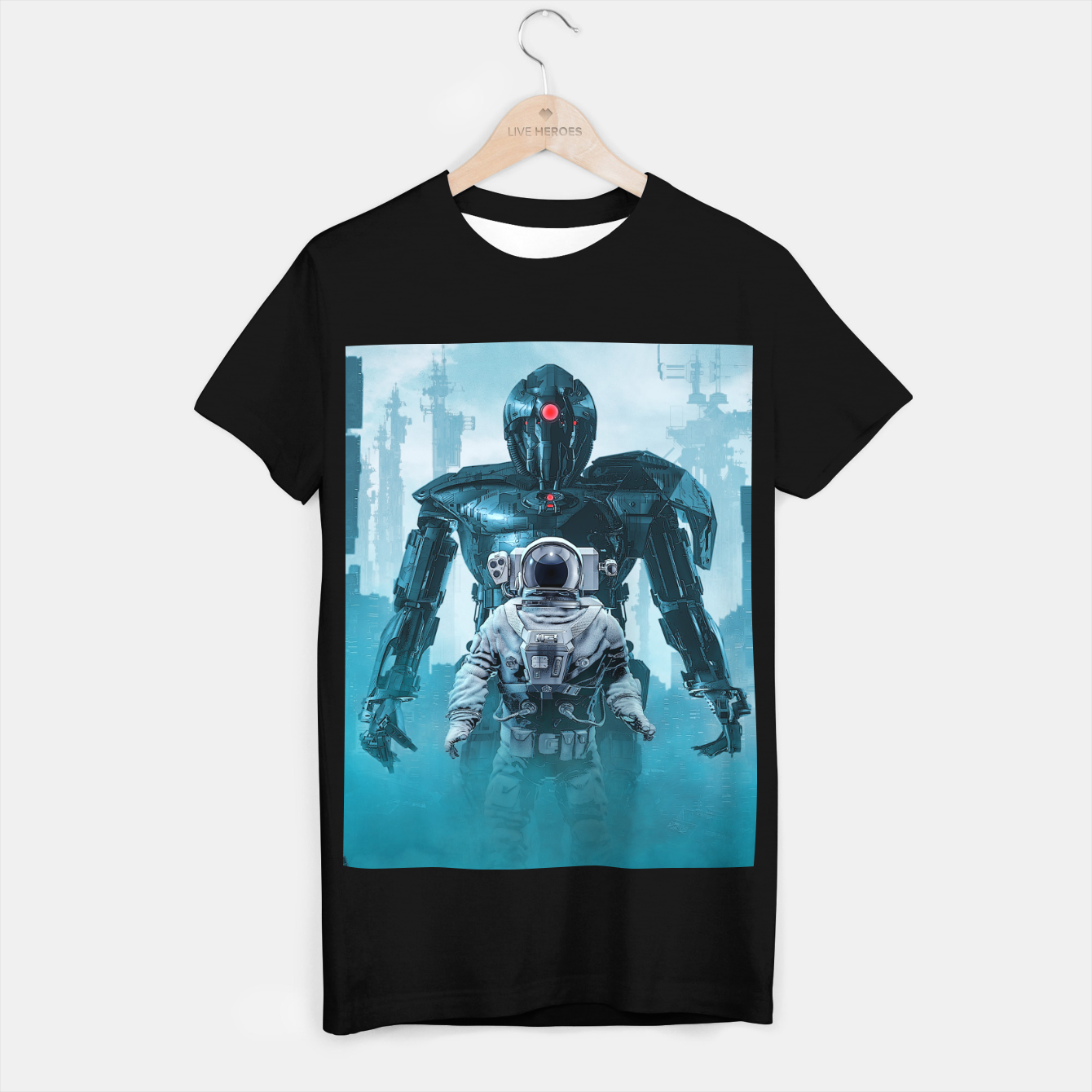 Foto Shadow of the Cyclops T-shirt regular - Live Heroes