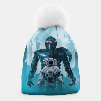 Thumbnail image of Shadow of the Cyclops Beanie, Live Heroes