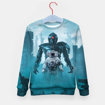 Miniatur Shadow of the Cyclops Kid's sweater, Live Heroes
