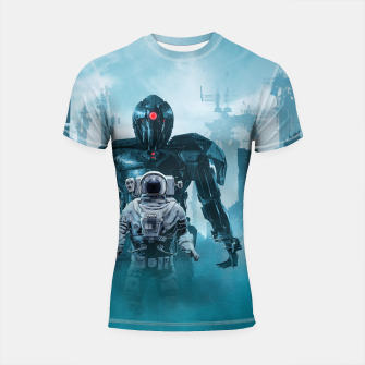 Shadow of the Cyclops Shortsleeve rashguard Bild der Miniatur