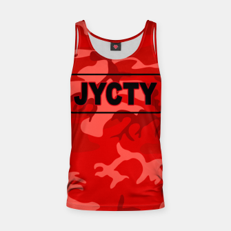 Thumbnail image of Red Camo Tank Top, Live Heroes