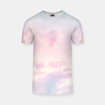Thumbnail image of Unicorn Pastel Clouds #2 #decor #art T-Shirt, Live Heroes